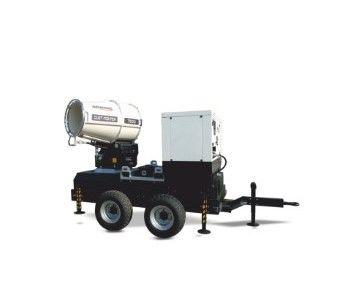 V boji proti prachu -mlžné dělo DF7500MPT